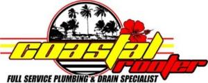 Coastal Rooter – Chula Vista Plumber Logo