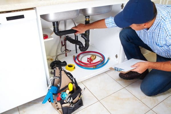 residential plumber in DESCANSO
