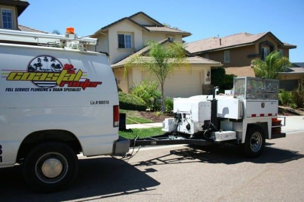 trenchless rehab plumber in OCEANSIDE