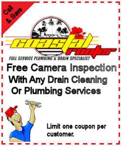 free camera inspection coupon